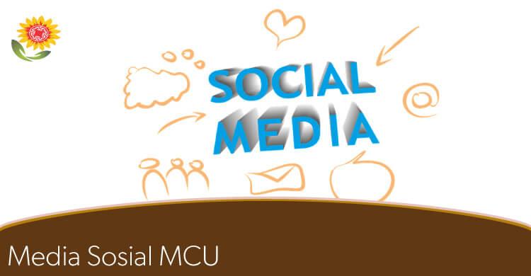 media sosial mcu